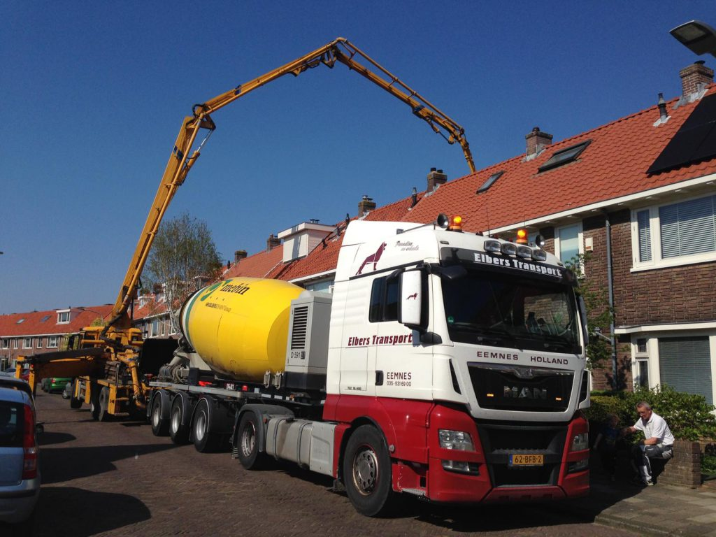 Beton - Transport