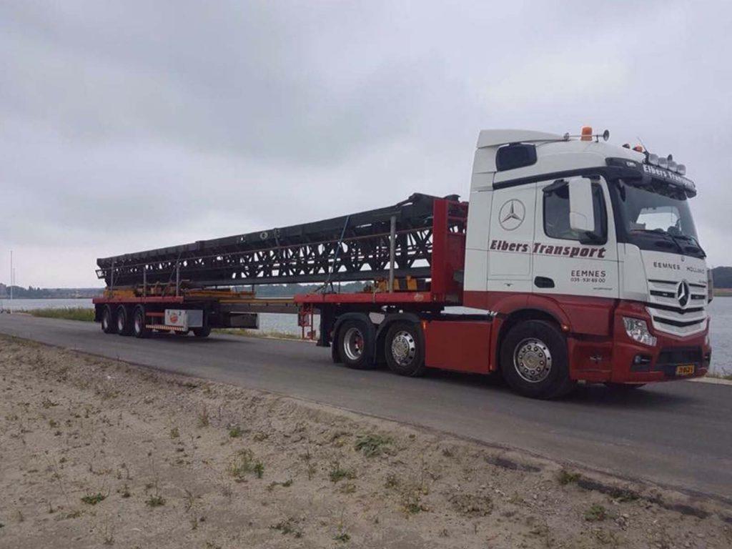 Dieplader - Elbers Transport