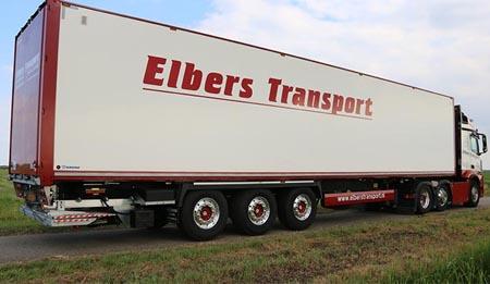 Krone Dry Liner Elbers Transport